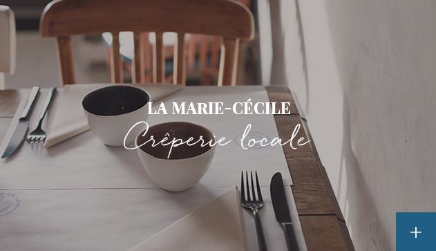 La Marie Cécile - Crêperie
